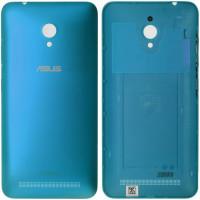 Задняя крышка для Asus Zenfone Go (ZC500TG) голубая