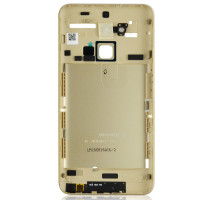 Задняя крышка для Asus Zenfone 3 Max (ZC520TL) золото