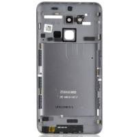 Задняя крышка для Asus Zenfone 3 Max (ZC520TL) серая
