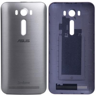 Задняя крышка для Asus Zenfone 2 Laser (ZE550KL) серая