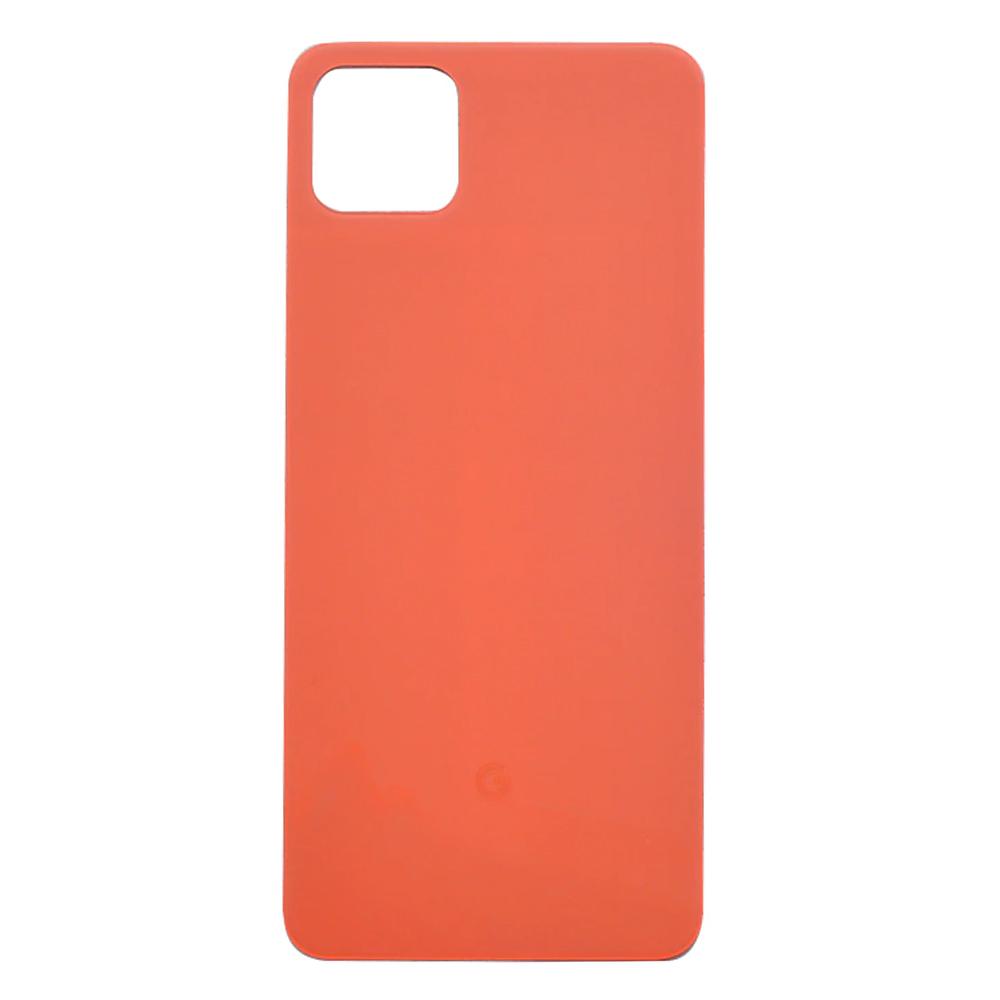 Задняя крышка для Google Pixel 4 XL, оранжевая