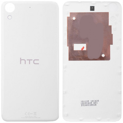 Задняя крышка для HTC Desire 626, белая