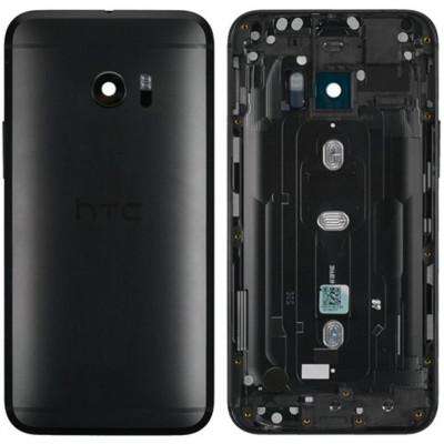 Задняя крышка для HTC 10 (One M10), черная