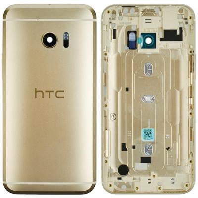 Задняя крышка для HTC 10 (One M10), золото