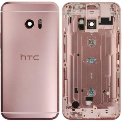 Задняя крышка для HTC 10 (One M10), розовая