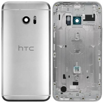 Задняя крышка для HTC 10 (One M10), серебро