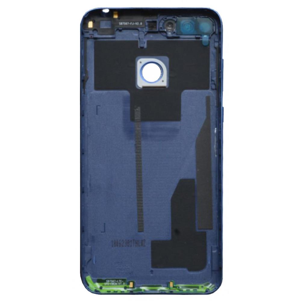 Задняя крышка для Huawei Honor 7A Pro, синяя