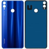 Задняя крышка для Huawei Honor 8X, синяя