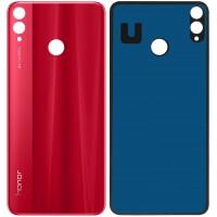 Задняя крышка для Huawei Honor 8X, красная