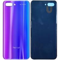 Задняя крышка для Huawei Honor 10, мерцающий синий