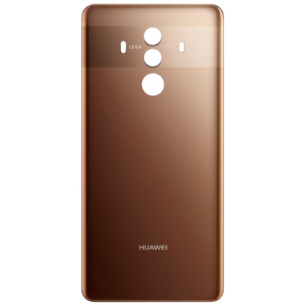 Задняя крышка для Huawei Mate 10 Pro, коричневая