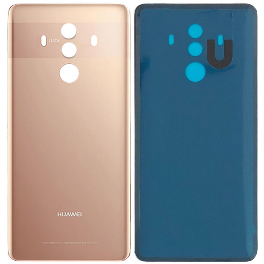 Задняя крышка для Huawei Mate 10 Pro, золотая