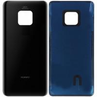 Задняя крышка для Huawei Mate 20 Pro, черная (Black)