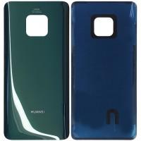 Задняя крышка для Huawei Mate 20 Pro, зеленая (Emerald Green)