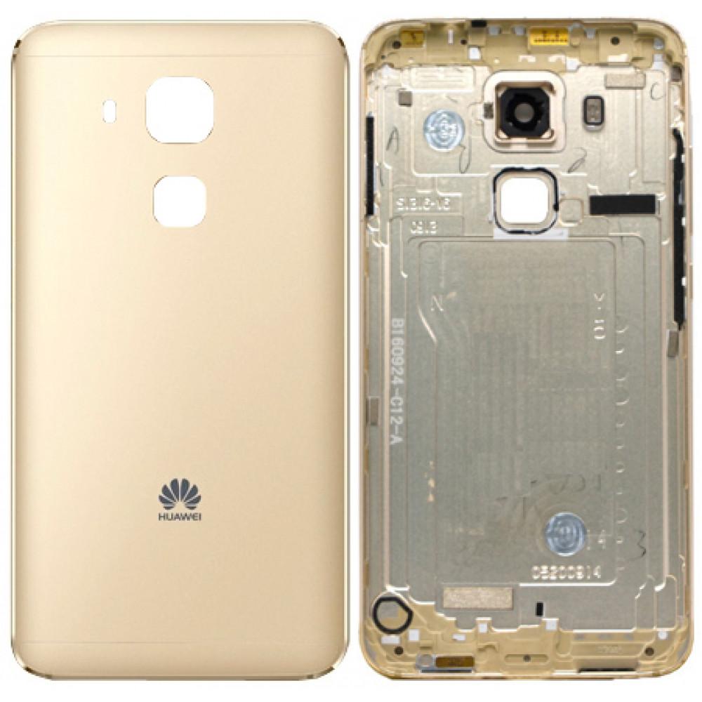 Задняя крышка для Huawei Nova Plus, золотая