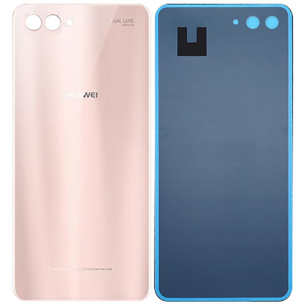 Задняя крышка для Huawei Nova 2s, розовая