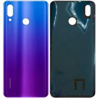 Задняя крышка для Huawei Nova 3, синяя