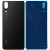 Задняя крышка для Huawei P20, черная ( Black )