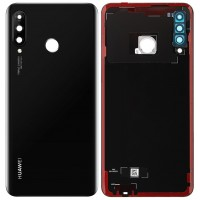 Задняя крышка для Huawei P30 Lite / Nova 4E, Black