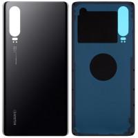 Задняя крышка для Huawei P30, черный (Black)