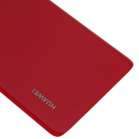 Задняя крышка для Huawei P30, красный (Amber Sunrise)