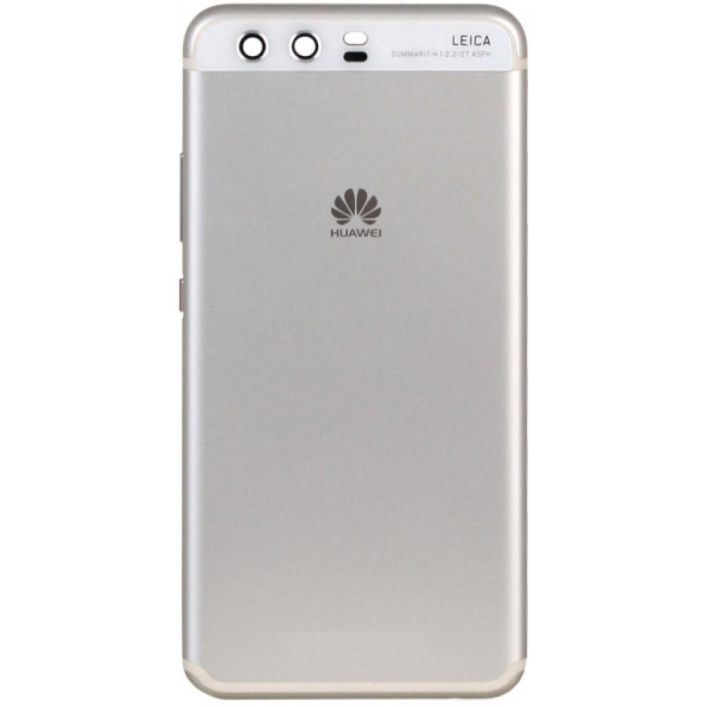 Задняя крышка для Huawei P10 (2017), серебро