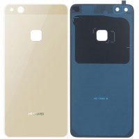 Задняя крышка для Huawei P10 Lite (2017), золотая