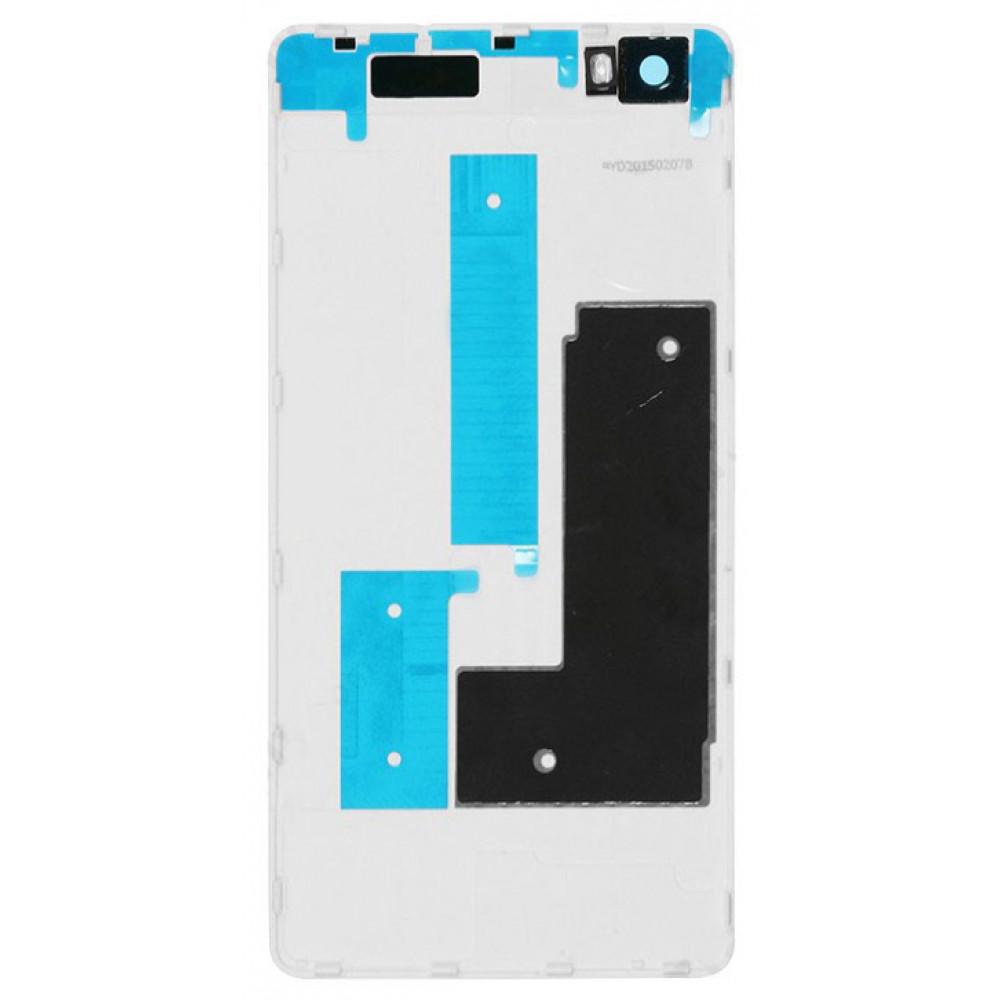 Задняя крышка для Huawei P8 Lite (2015), белая