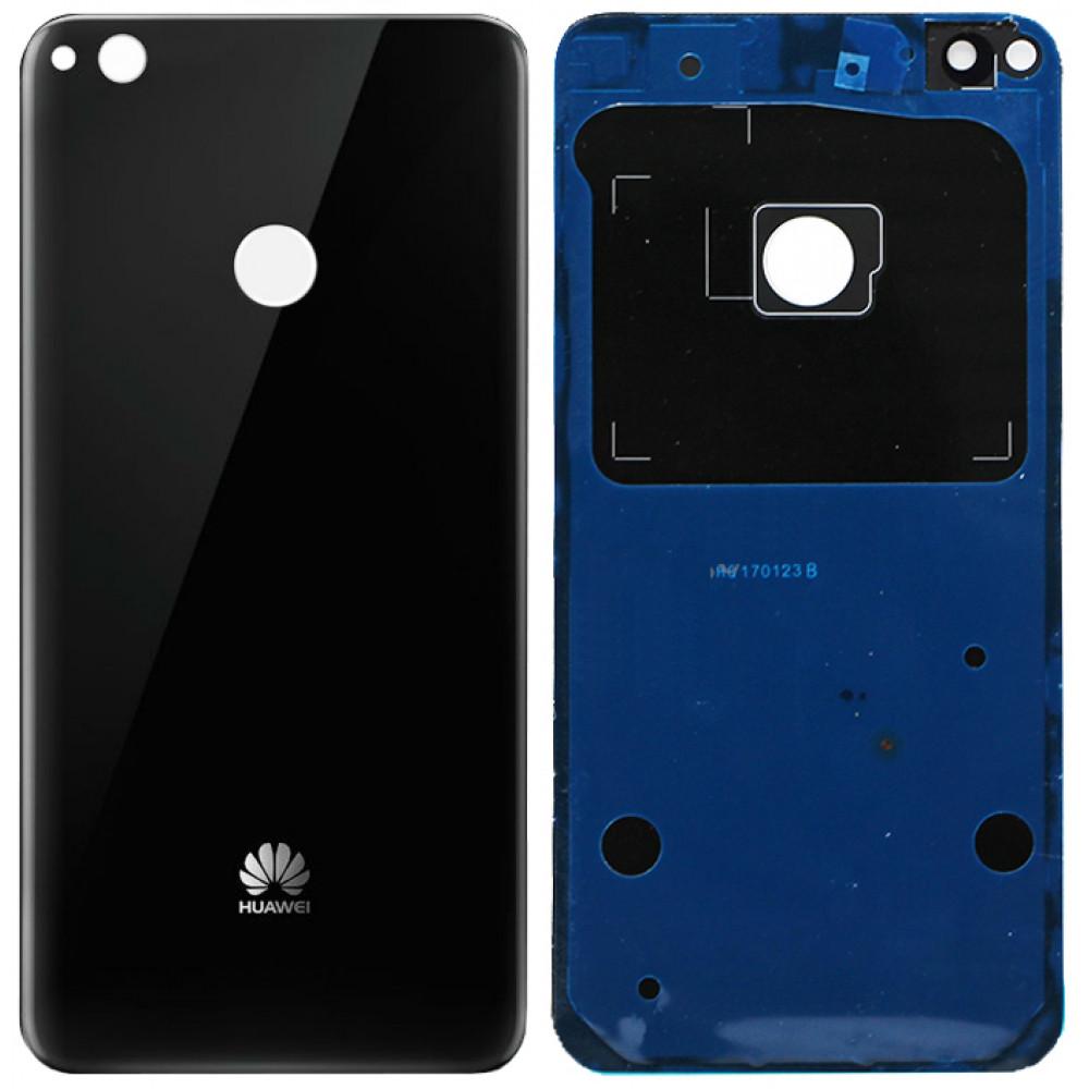 Задняя крышка для Huawei P8 Lite (2017), черная