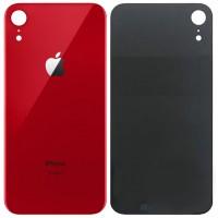 Задняя крышка для iPhone XR, красная