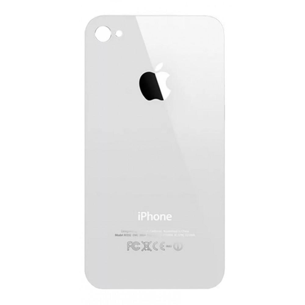 Задняя крышка для iPhone 4S белая