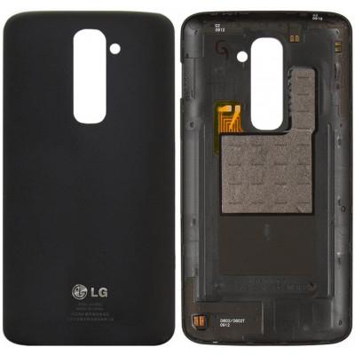 Задняя крышка для LG G2 черная