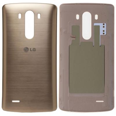 Задняя крышка для LG G3 золото
