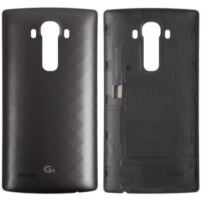 Задняя крышка для LG G4 черная