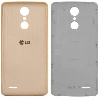 Задняя крышка для LG K8 2017 (X240) золото