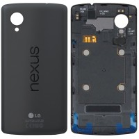 Задняя крышка для LG Nexus 5 (D820) черная