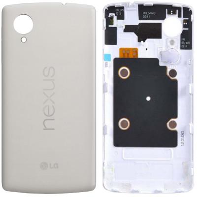 Задняя крышка для LG Nexus 5 (D820) белая