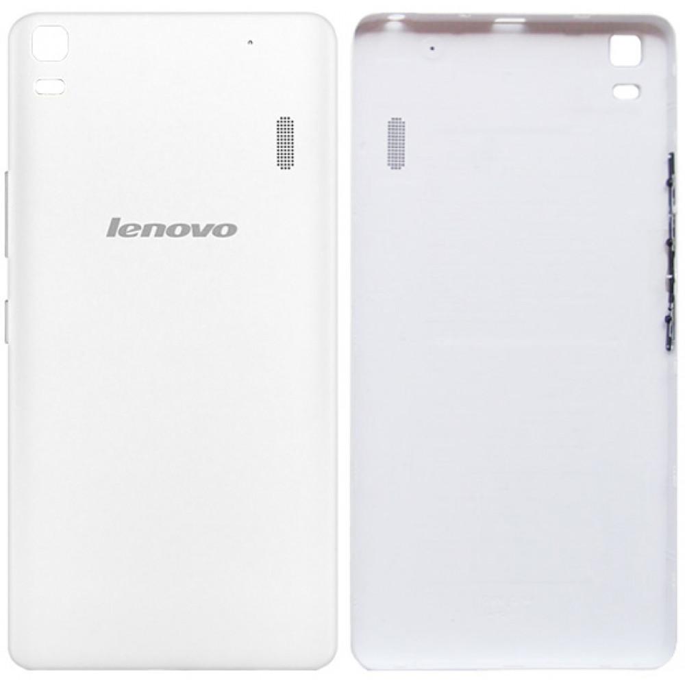 Задняя крышка для Lenovo K3 Note, белая