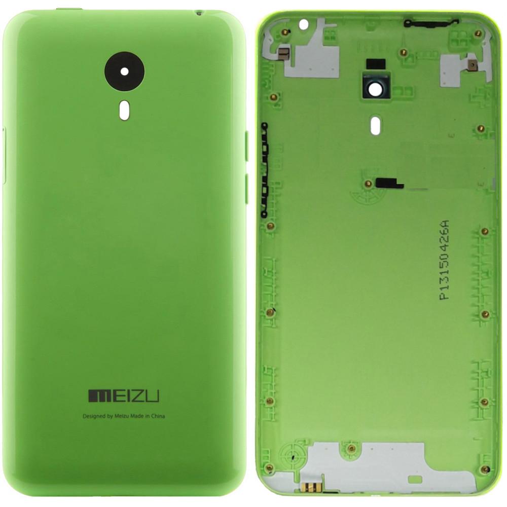 Задняя крышка для Meizu M1 Note зеленая