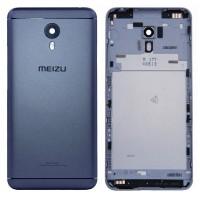 Задняя крышка для Meizu M3 Note (M681h) серая