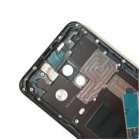 Задняя крышка для Meizu Pro 6 черная