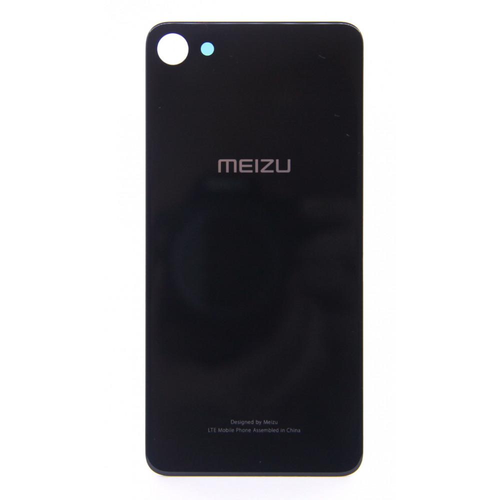 Задняя крышка для Meizu U20 черная
