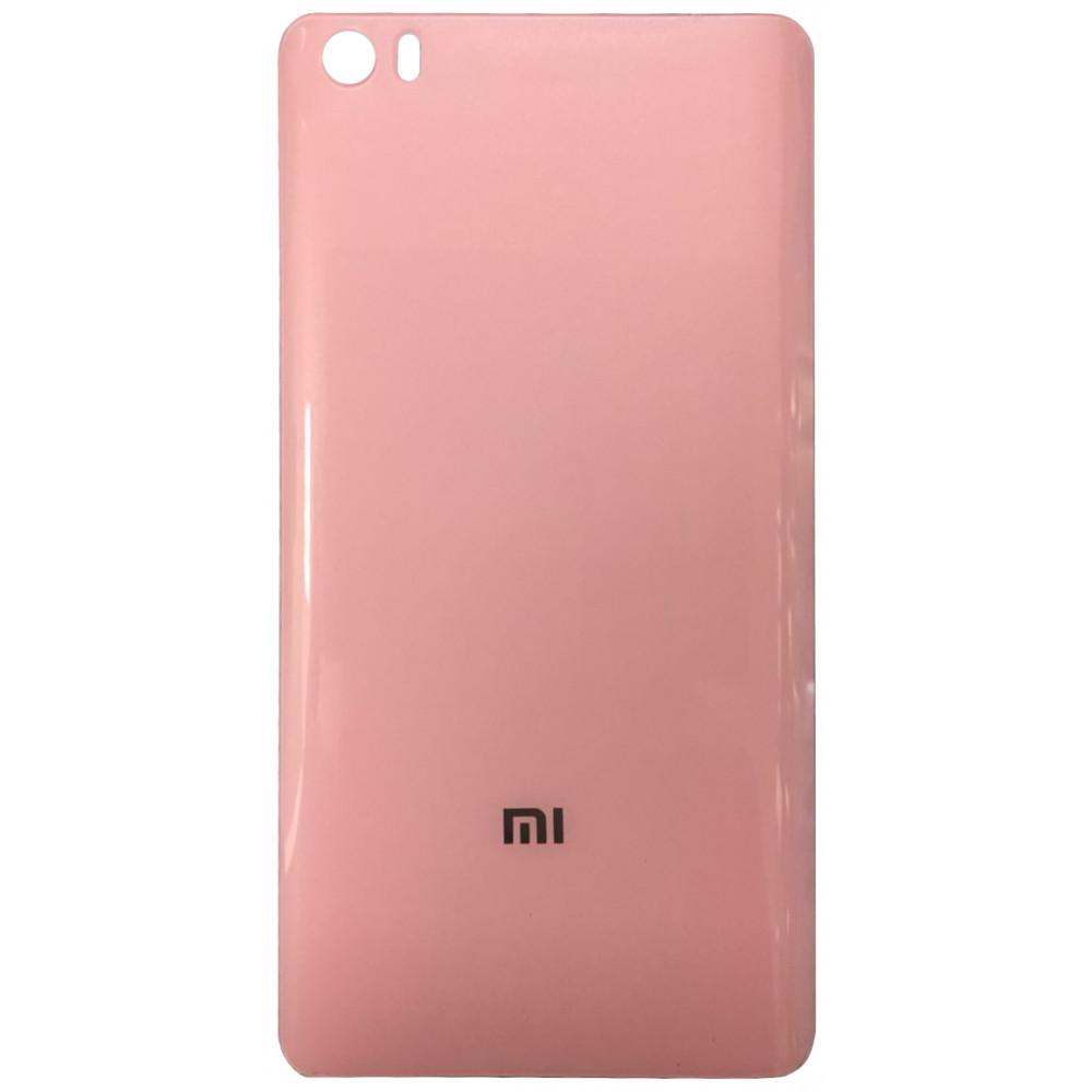 Задняя крышка для Xiaomi Mi Note розовая