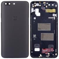 Задняя крышка для OnePlus 5 черная