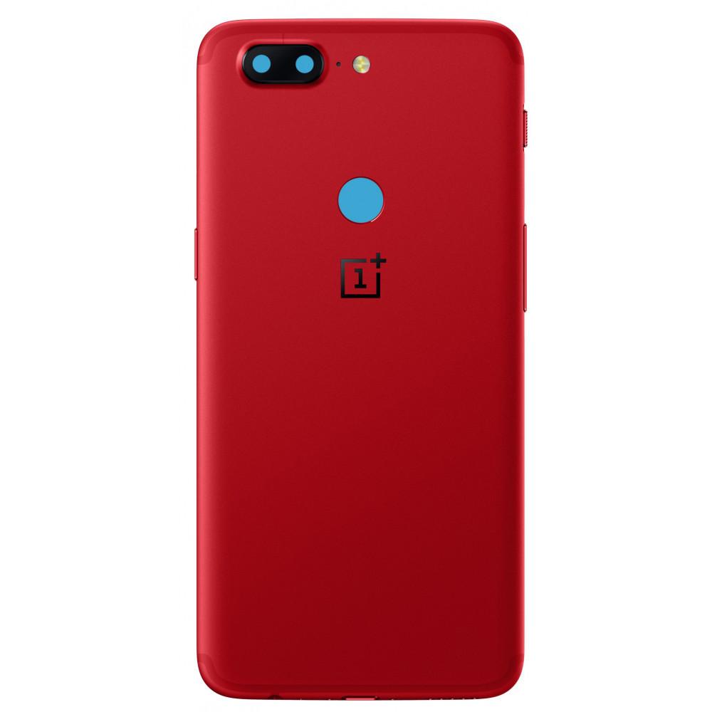 Задняя крышка для OnePlus 5T, красная