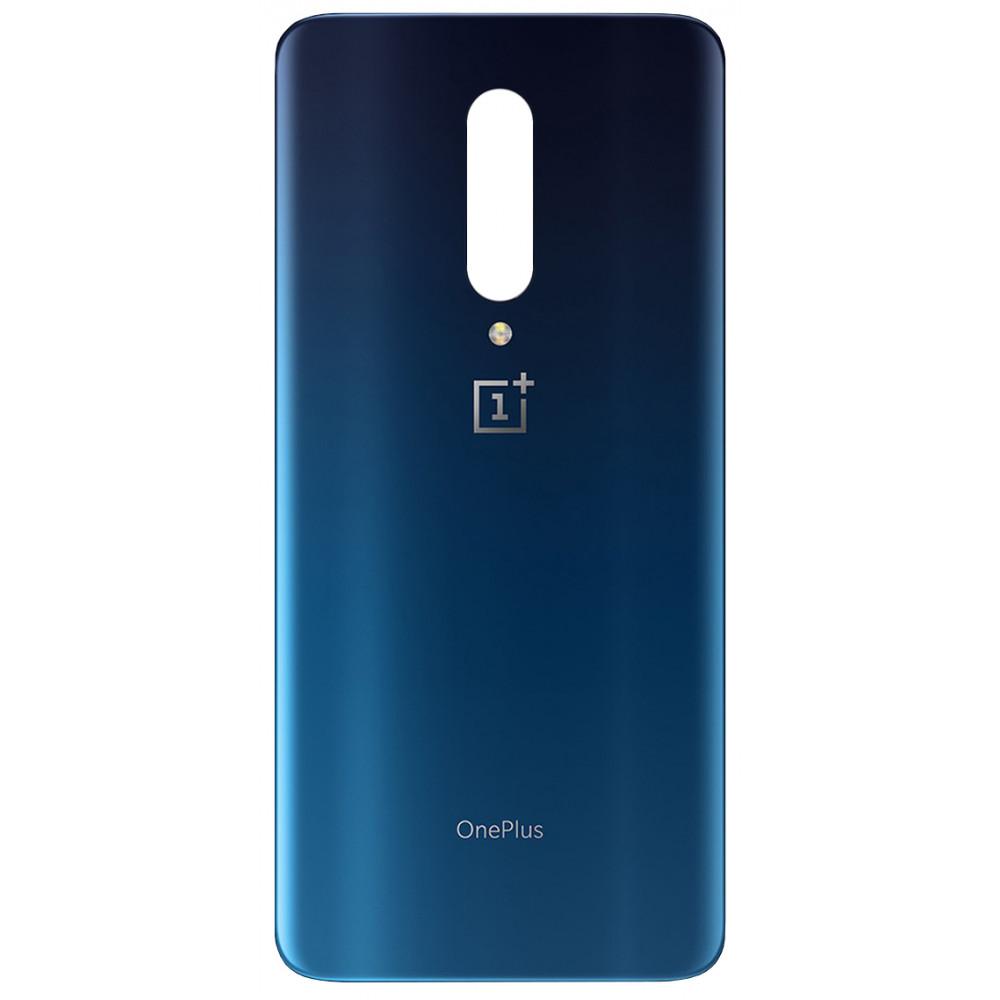 Задняя крышка для OnePlus 7 Pro, Nebula Blue (синяя)