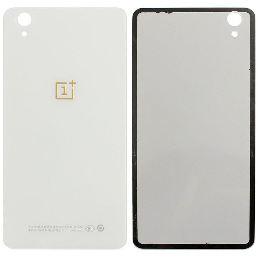 Задняя крышка для OnePlus X белая