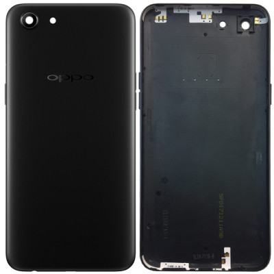 Задняя крышка для OPPO A83 черная