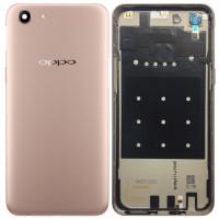 Задняя крышка для OPPO A83, розовое золото