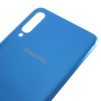 Задняя крышка для Samsung Galaxy A50, синяя